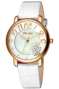 Picture of Đồng hồ nữ dây da Vilam V1008L-01F (Trắng)
