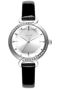Picture of Đồng hồ nữ dây da Vilam V1020L-01B (Đen)