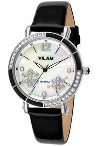 Picture of Đồng hồ nữ dây da Vilam V1026L-01A (Đen)