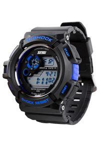 Picture of Đồng hồ nam dây nhựa SKMEI S-Shock 0939 (Xanh)
