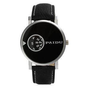 Picture of Đồng hồ nam dây da Paidu 58967