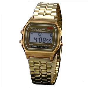 Picture of Đồng hồ điện tử nam dây thép không gỉ Dgjud WR68