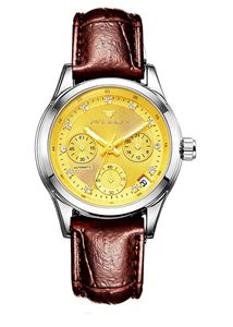 Picture of Đồng hồ nữ cơ automatic dây da Fngeen 3579B