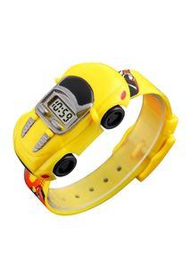 Picture of Đồng hồ trẻ em dây nhựa Skmei 1241 hình xe đua dễ thương