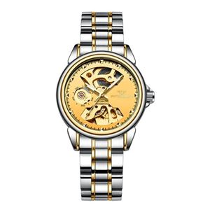 Picture of Đồng hồ nữ cơ automatic dây thép demi Fngeen 8818