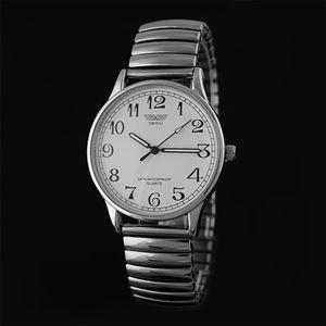 Picture of Đồng hồ nam dây thép không gỉ co giãn Swidu 032